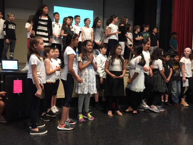 Congratulations to the students at PS 122 Mamie Fay for coming in first place at the NYC Project Citizen